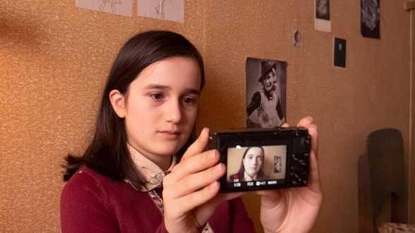 Tweede seizoen videodagboek Anne Frank nu op YouTube te zien - Actueel