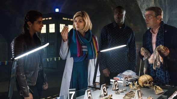 5 series voor de fans van Doctor Who - Actueel