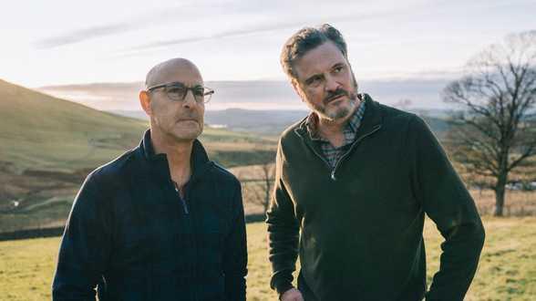 Supernova: Colin Firth en Stanley Tucci nemen ons mee op een emotionele reis - Actueel