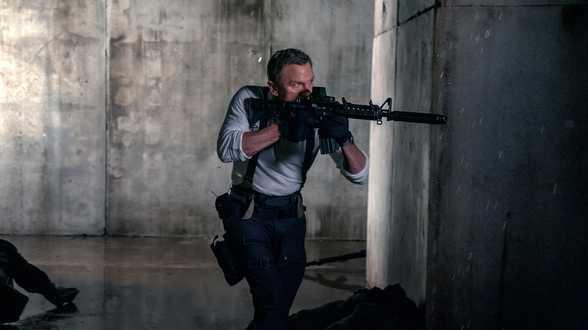 James Bond No Time to Die : Nieuwe exclusieve podcast! - Actueel