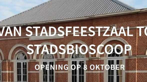 Mechelse stadsbioscoop opent op 8 oktober - Actueel