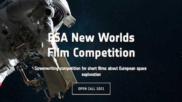 ESA wil twee scenaristen helpen met film over ruimtereizen - Actueel