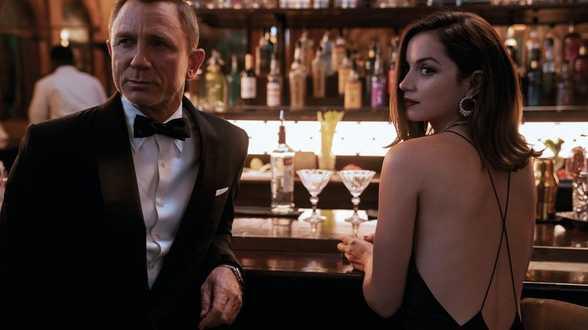 No Time To Die: James Bond is vanaf vandaag eindelijk te zien in de bioscoopzalen! - Actueel