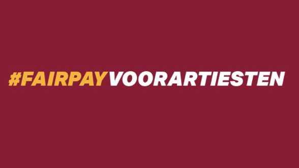 Vlaamse acteurs willen eerlijke vergoeding voor werk en lanceren #Fairpayvoorartiesten - Actueel
