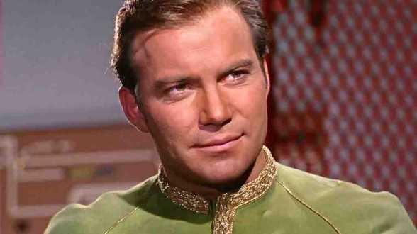Captain Kirk echt de ruimte in geweest - Actueel