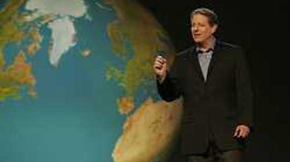 Al Gore strijdt tegen opwarming aarde - Actueel