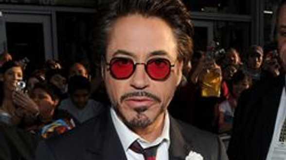 Robert Downey Jr. best betaalde acteur - Actueel