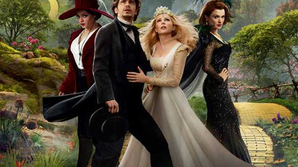 Oz the Great and Powerful - Review