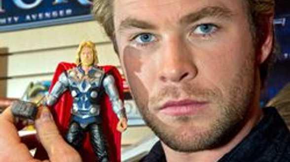 Thor heeft binnenkort zijn eigen attractie in Disneyland Californië - Actueel