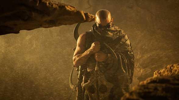 Riddick - Bespreking