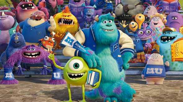 Monsters University - Review