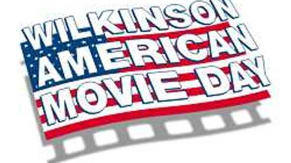 Wilkinson American Movie Day op 3 en 4 juli - Actueel