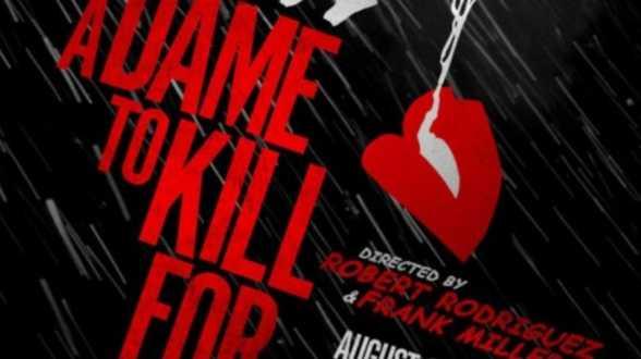 Een officiële, regenachtige site voor Sin City: A Dame To Kill For - Actueel
