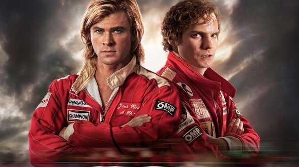 Rush: u houdt niet van F1 en ook niet van de films van Ron Howard? Dan is deze film beslist iets voor u! - Review