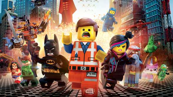 Een release in 2017 voor de sequel van The Lego Movie - Actueel