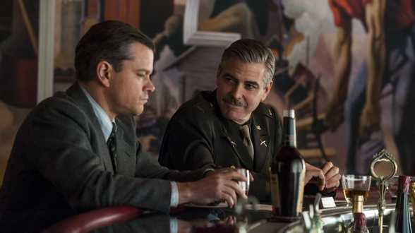 The Monuments Men - Bespreking