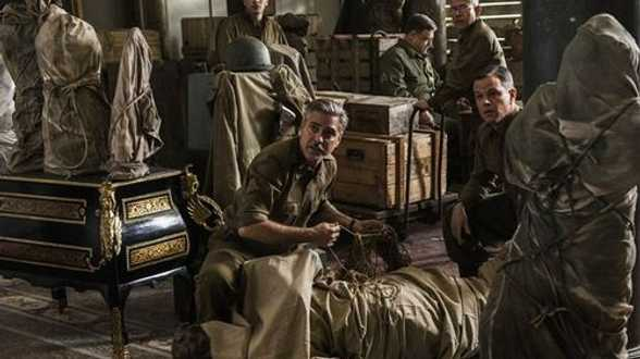 'The Monuments Men', 'Snowpiercer', 'Diplomatie', ... Uw Cinereview! - Actueel