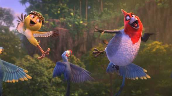Rio 2: Happy feet meet the parents in the emerald forest - Bespreking
