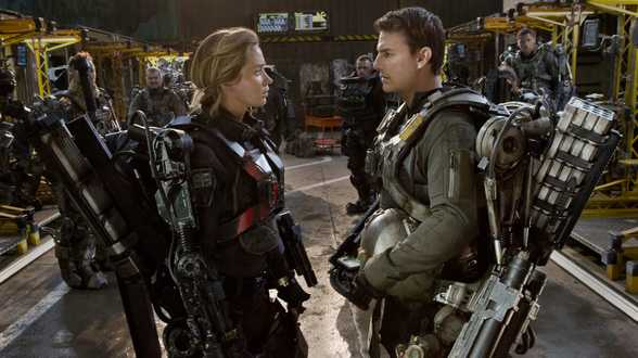 Edge of Tomorrow: Heerlijke déjà-vu - Bespreking