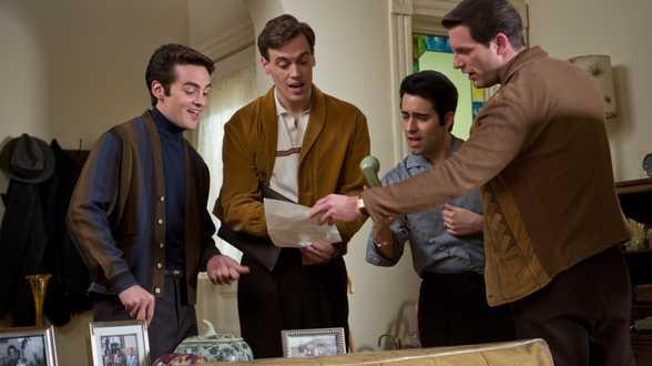 Jersey Boys: GoodFellas, the musical - Bespreking