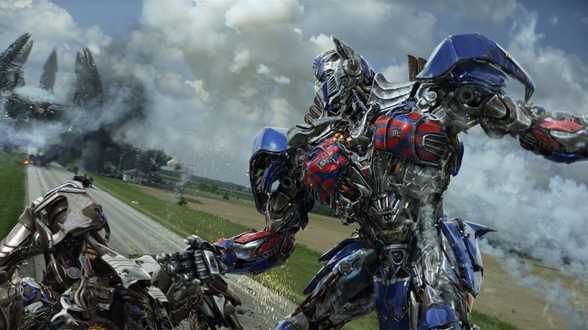Transformers: age of extinction ... van de hersenen! - Bespreking