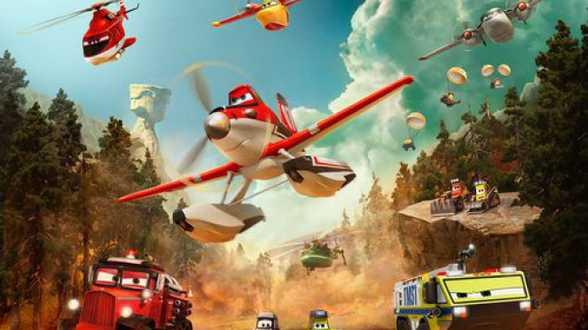 Planes 2: Fire & Rescue', 'Bad Neighbours', 'Oorlogsgeheimen', ... Uw Cinereview ! - Actueel