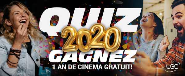 Toute ton année cinéma gratuite!