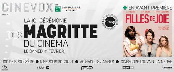 Cinevox Happening spécial Magritte du cinéma