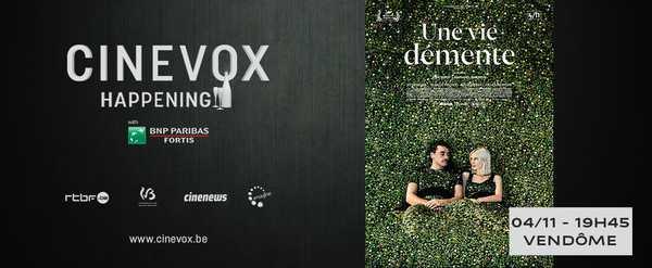 Cinevox Happening : Une vie démente
