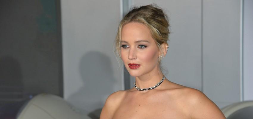 Jennifer Lawrence s'est fiancée