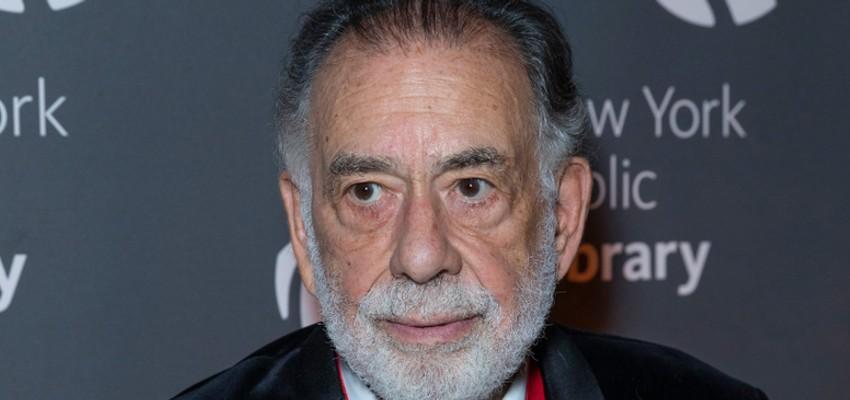 Francis Ford Coppola recevra le 11e prix Lumière en France