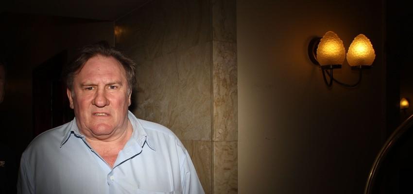 Depardieu vend son restaurant parisien, les fourneaux aux enchères