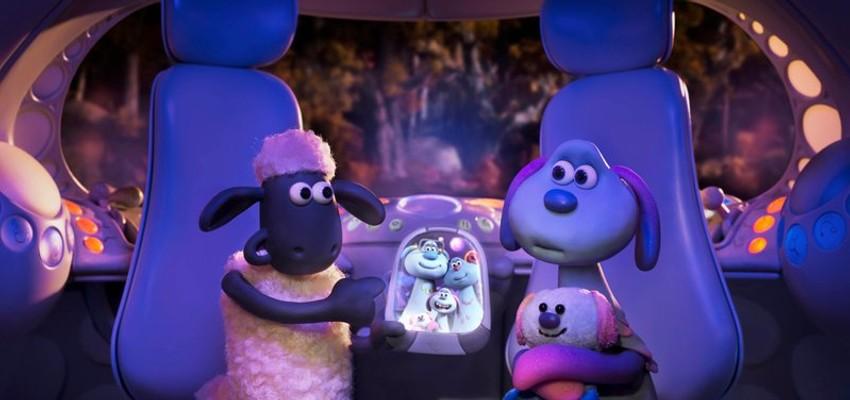 Shaun le Mouton Le Film : La Ferme Contre-Attaque (A Shaun the Sheep Movie: Farmageddon)