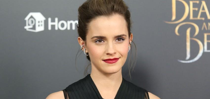 Emma Watson lance une ligne d'appel pour les victimes de harcèlement sexuel au travail