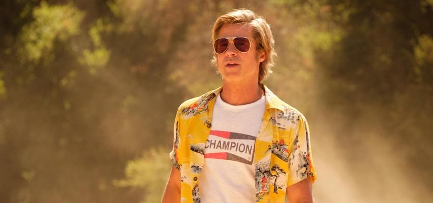 Brad Pitt a lui aussi