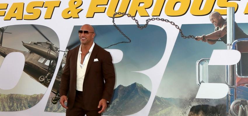 Dwayne Johnson récupère sa place d'acteur le mieux payé au monde