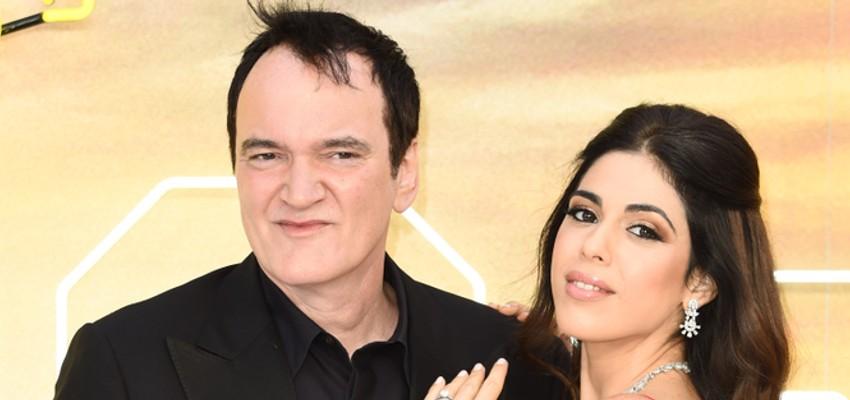 Quentin Tarantino va devenir papa
