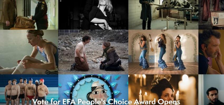 Les votes pour le Prix du Public EFA sont ouverts ! Le film belge GIRL de Lukas Dhont parmi les nominés!