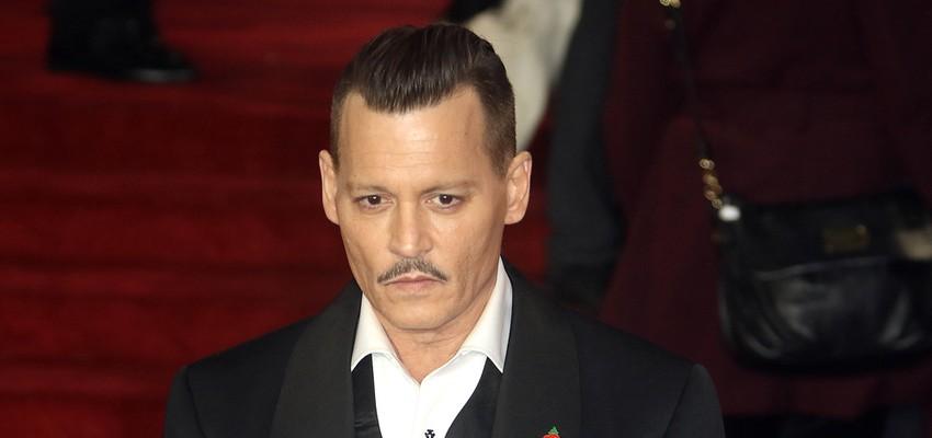 Récompensé à Deauville, Johnny Depp adresse un tendre message à sa famille