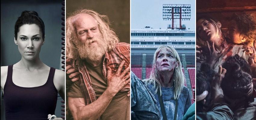 5 séries de zombies, pour les fans de The Walking Dead