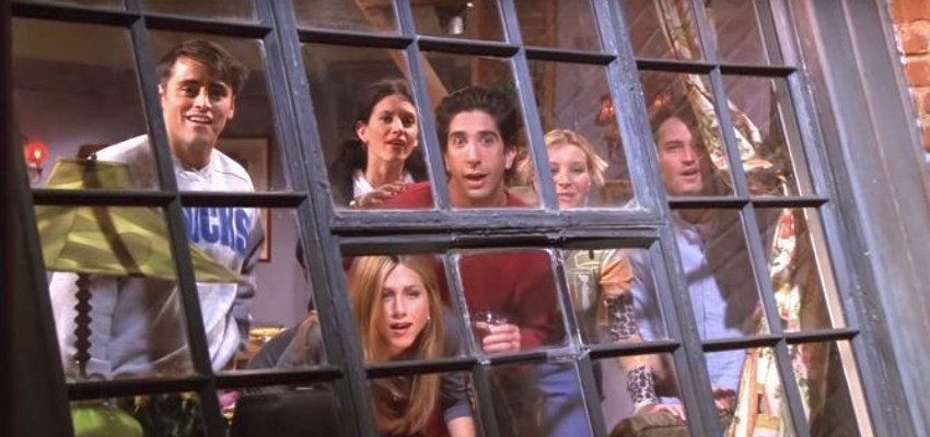 Les retrouvailles de 'Friends' pourraient avoir lieu bientôt sur HBO