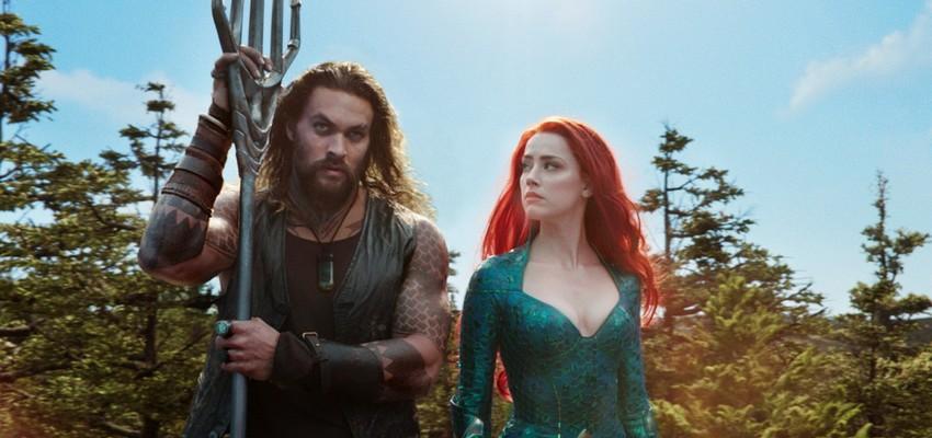 Aquaman: pari réussi pour le dernier blockbuster de DC Comics