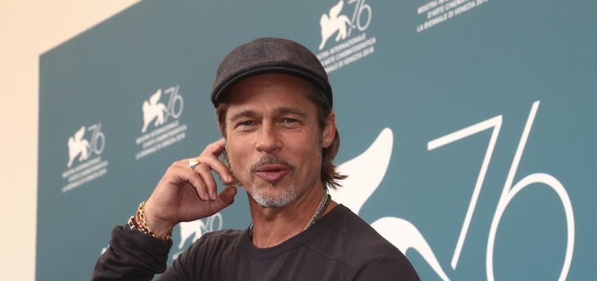 Brad Pitt pourrait être de nouveau en couple