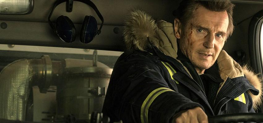 Sang froid : Le vengeance est un plat qui se mange froid pour Liam Neeson