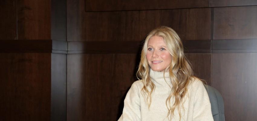 Gwyneth Paltrow est en