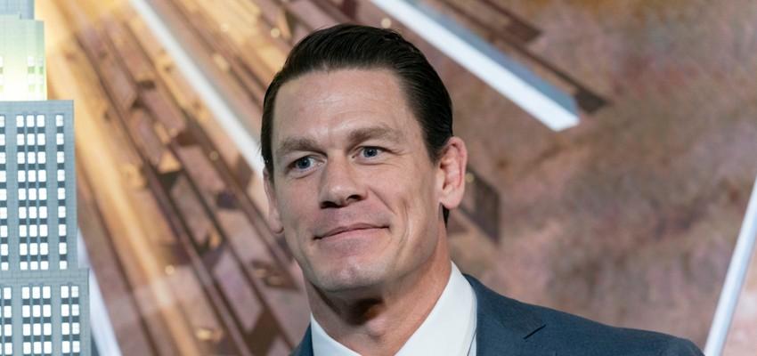 L'acteur John Cena n'en a pas terminé avec le catch