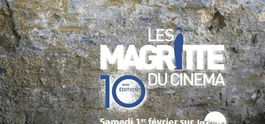 Palmarès de la 10e Cérémonie des Magritte du Cinéma