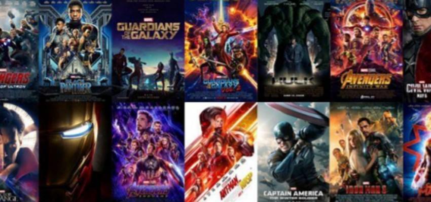 Marvel Cinematic Universe débarque au White cinéma