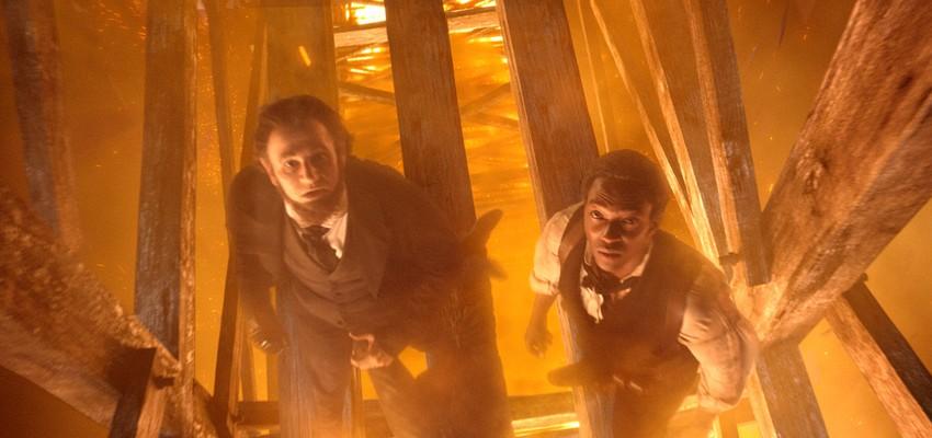 Ce soir à la TV : Abraham Lincoln Chasseur de Vampires