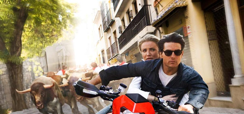 Ce soir à la TV : Knight and Day